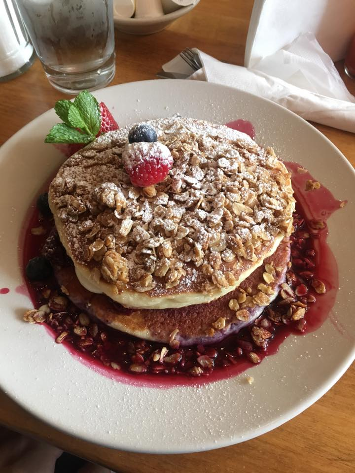 M Henry Berry Pancake