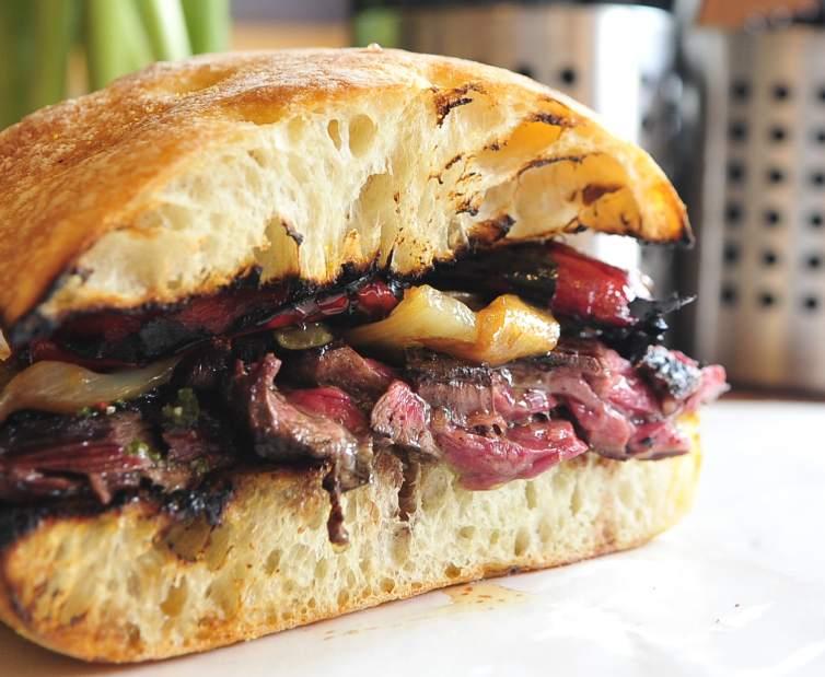 Carne Sandwich