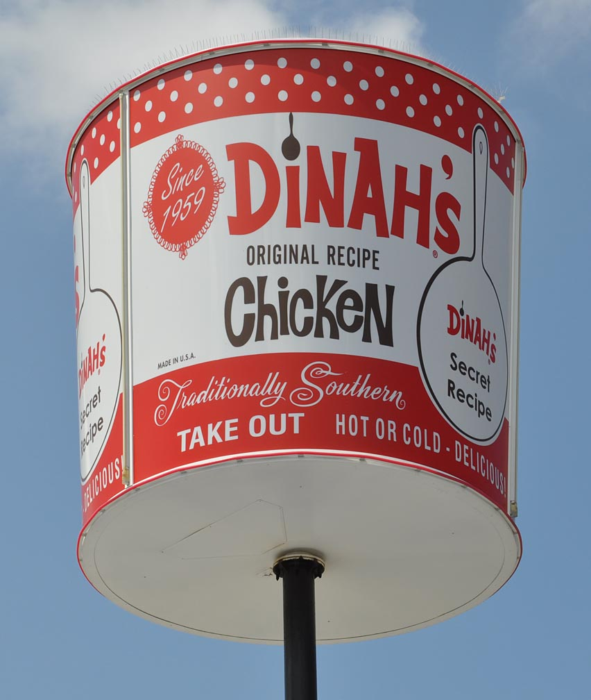 Dinah's Bucket