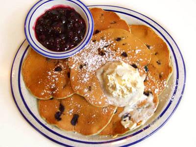 Dinah's Pancakes
