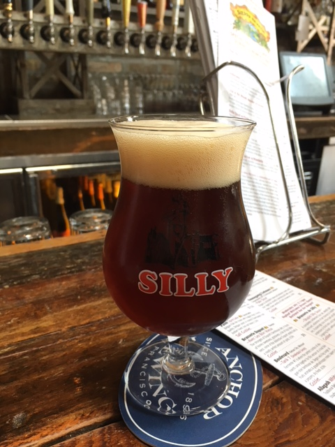 Stupid Silly Sour from Brasserie de Silly in Belgium