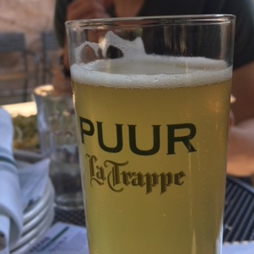 La Trappe Puur from Bierbrouwerij De Koningshoeven in the Netherlands