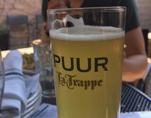 La Trappe Puur from Bierbrouwerij De Koningshoeven in the Netherlands